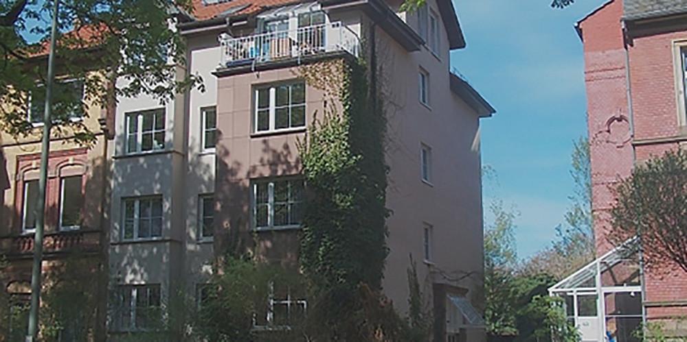 Büro- und Wohnhaus Kassel – Vorderer Westen