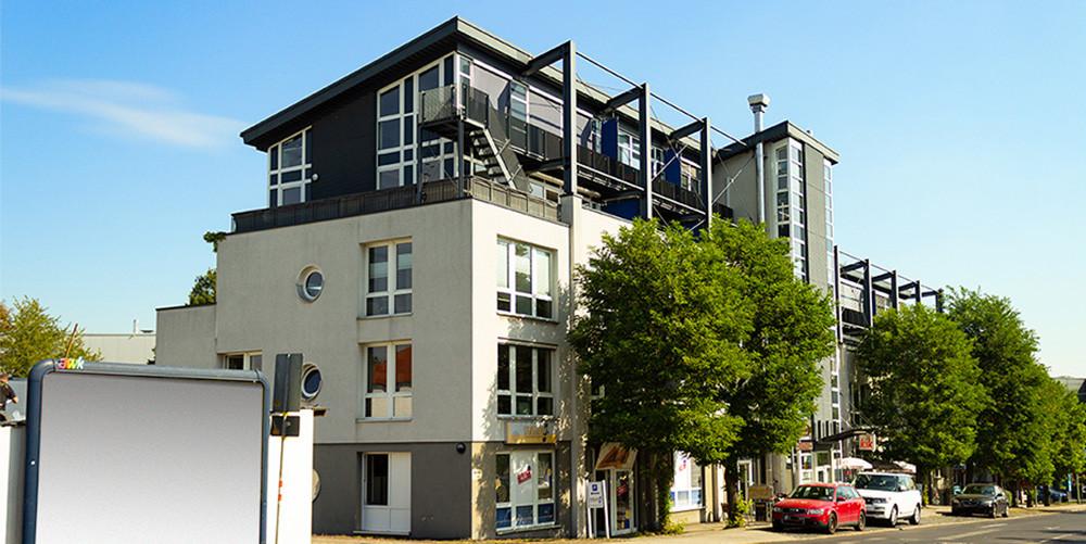 Geschäfts- und Wohnhaus Kassel-Niederzwehren
