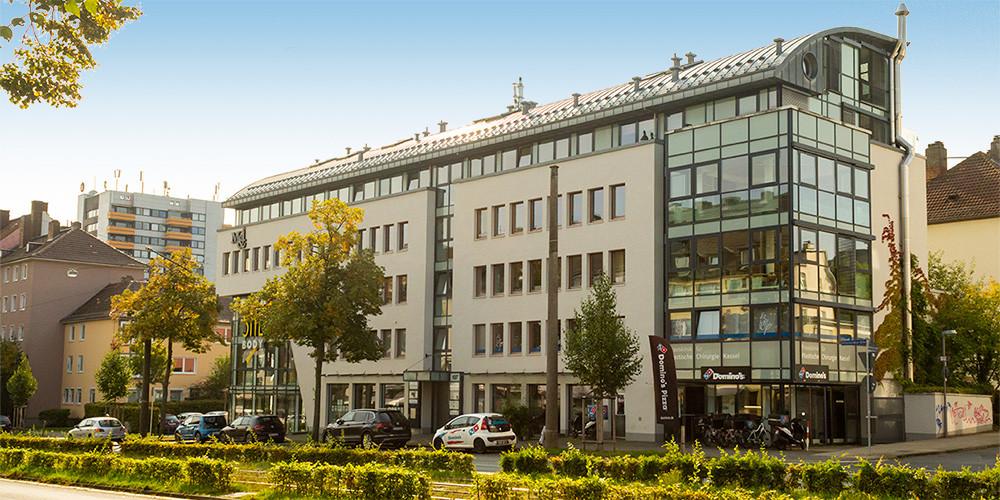 Geschäfts- und Wohnhaus Kassel – Wehlheiden