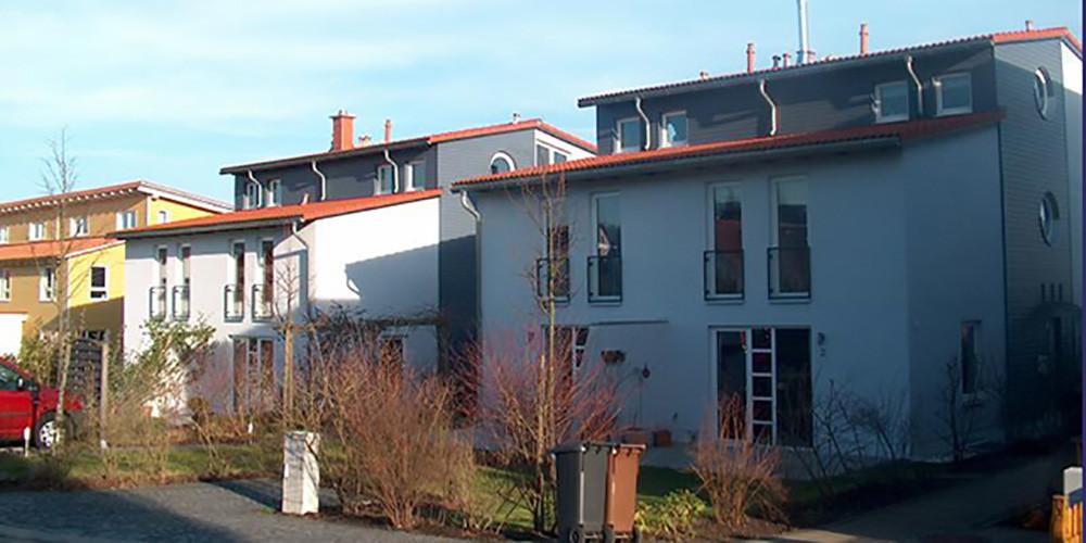 Doppelhaushälften Kassel – Harleshausen