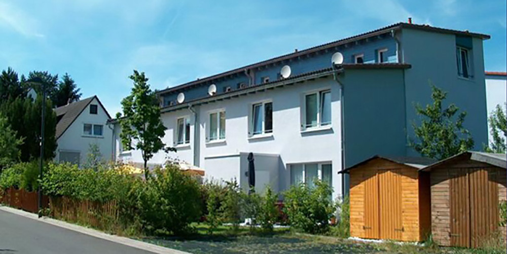 Reihenhäuser Kassel – Harleshausen