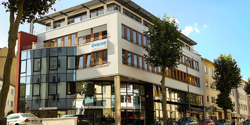 Büro- und Geschäftshaus Kassel – Vorderer Westen