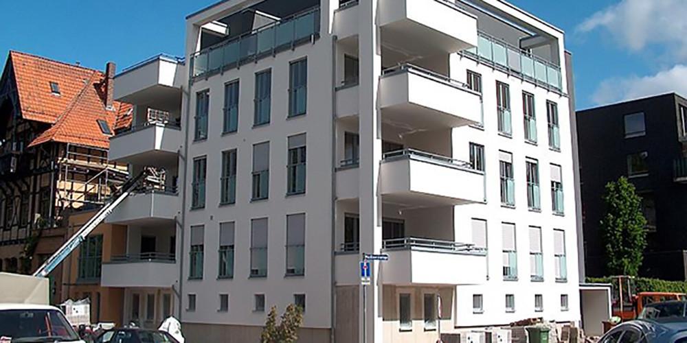 Mehrfamilienhaus Kassel – Unterneustadt