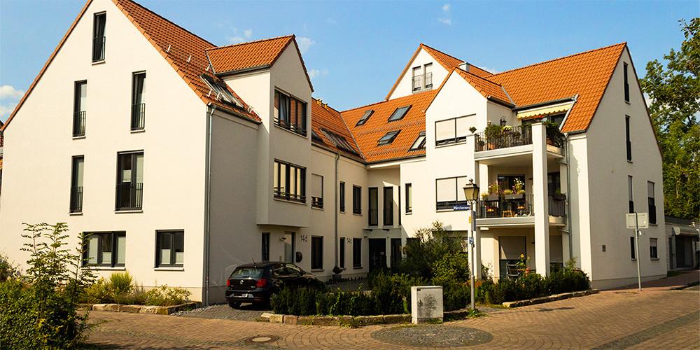 Mehrfamilienhaus und Reihenhaus Kassel – Niederzwehren
