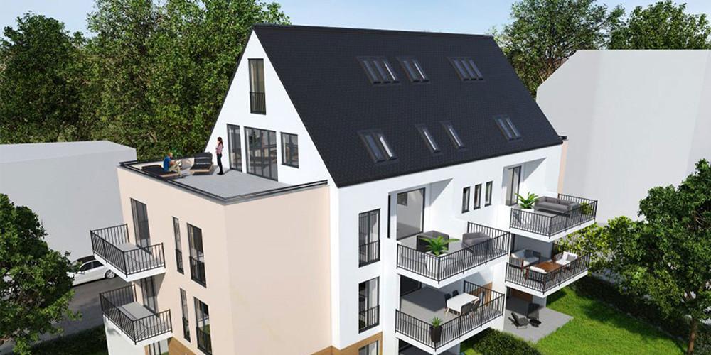 Mehrfamilienhaus Kassel – Bad Wilhelmshöhe