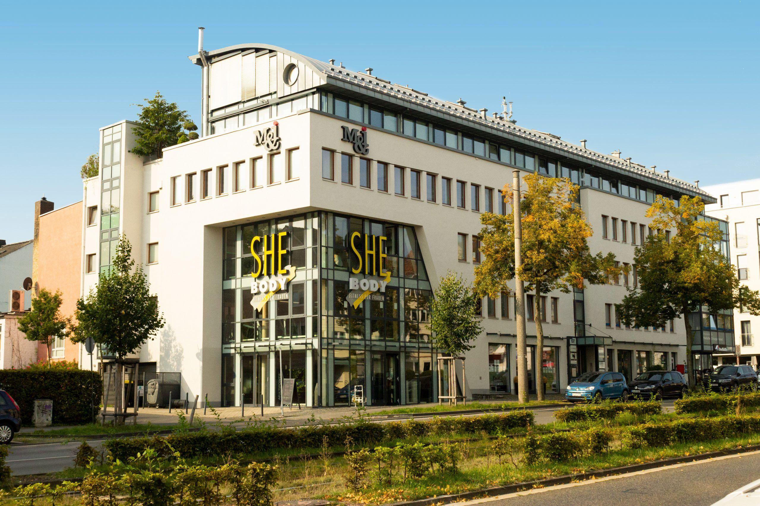 M&I Haus Wilhelmshöher Allee 137 in Kassel